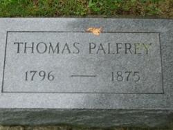 Thomas Palfrey