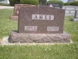 Mildred Joyce <I>Shaull</I> Ames