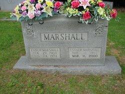 Naomi Esther <I>Alderman</I> Marshall