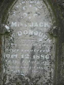 Miss Jack McDonough