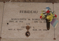 George L Rebideau