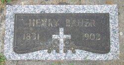 """Heinrich """"Henry"""" Bauer"""