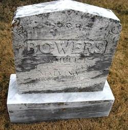 "Malvina Ernestine ""Mellie"" <I>Houser</I> Bowers"