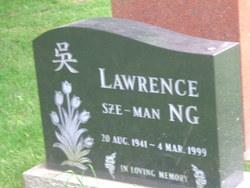 Lawrence Sze-Man Ng