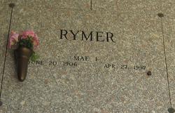 Mae Frances Rymer