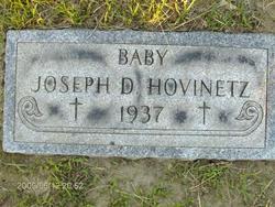 Joseph D. Hovinetz