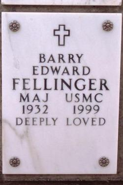 Barry Edward Fellinger