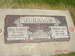 Vera S <I>Larsen</I> Johnson