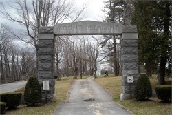 Mount Pleasant Cemetery