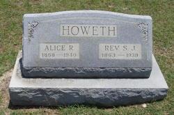 Rev Sidney John Howeth