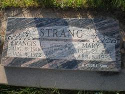 Mary Podbevsek Strang
