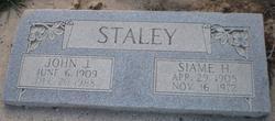 John J Staley