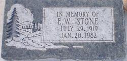 Eugene William Stone