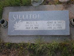 John Burdell Sillitoe