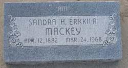 """Aleksantra """"Sandra"""" <I>Hakalahti</I> Mackey"""