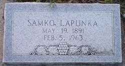 Samko Lapunka