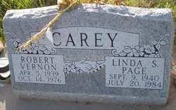 Linda S <I>Page</I> Carey