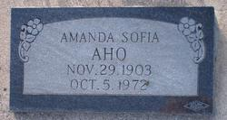Amanda Sofia Aho