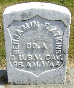 Benjamin F. Atkins