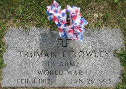 Truman Elnathan Rowley
