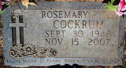 Rosemary <I>Kyle</I> Cockrum