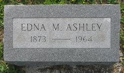 Edna M. <I>London</I> Ashley