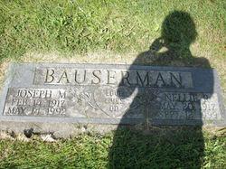 Nellie <I>Rodgers</I> Bauserman