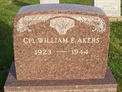 Corp William E. Akers