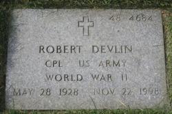 Robert Arthur Devlin