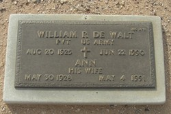 William R Dewalt