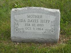 Ida <I>Davis</I> Hepp