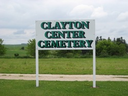Clayton Center Cemetery