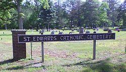 Saint Edwards Catholic Cemetery