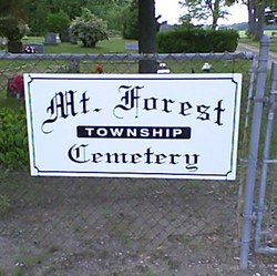 Mount Forest Township Cemetery