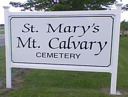 Saint Marys Mount Calvary Cemetery
