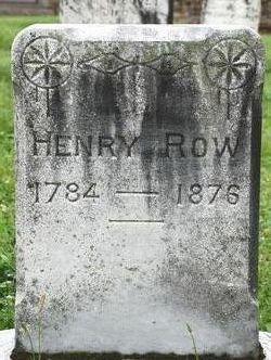 Henry Row