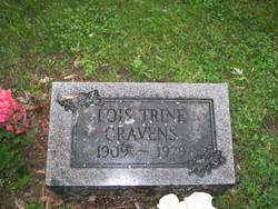 Lois Elberta <I>Trine</I> Cravens