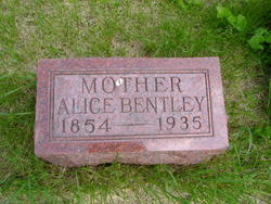 Alice <I>Bentley</I> Deeming