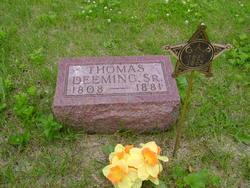 Thomas Deeming, Sr