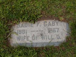 Sarah Finney Gaby