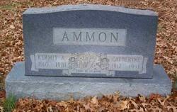 Catherine E <I>Betteridge</I> Ammon