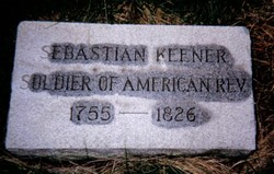 "Sebastian ""Boston"" Keener"