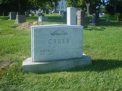 Dr J. Roscoe Creer
