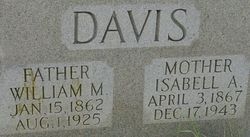 William Marston Davis