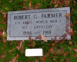 Sgt Robert Guy Farmer