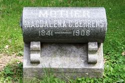 Magdalena Catharina <I>Paarmann</I> Behrens