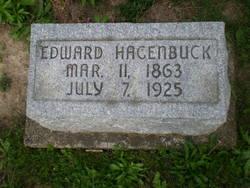 "Walter ""Edward"" Hagenbuck"