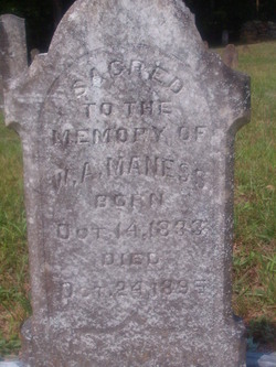 William Armstrong Maness
