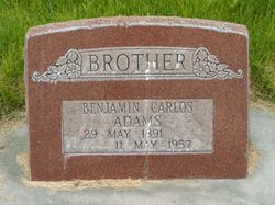 Benjamin Carlos Adams