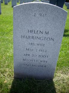 Helen Marie <I>Lex</I> Harrington